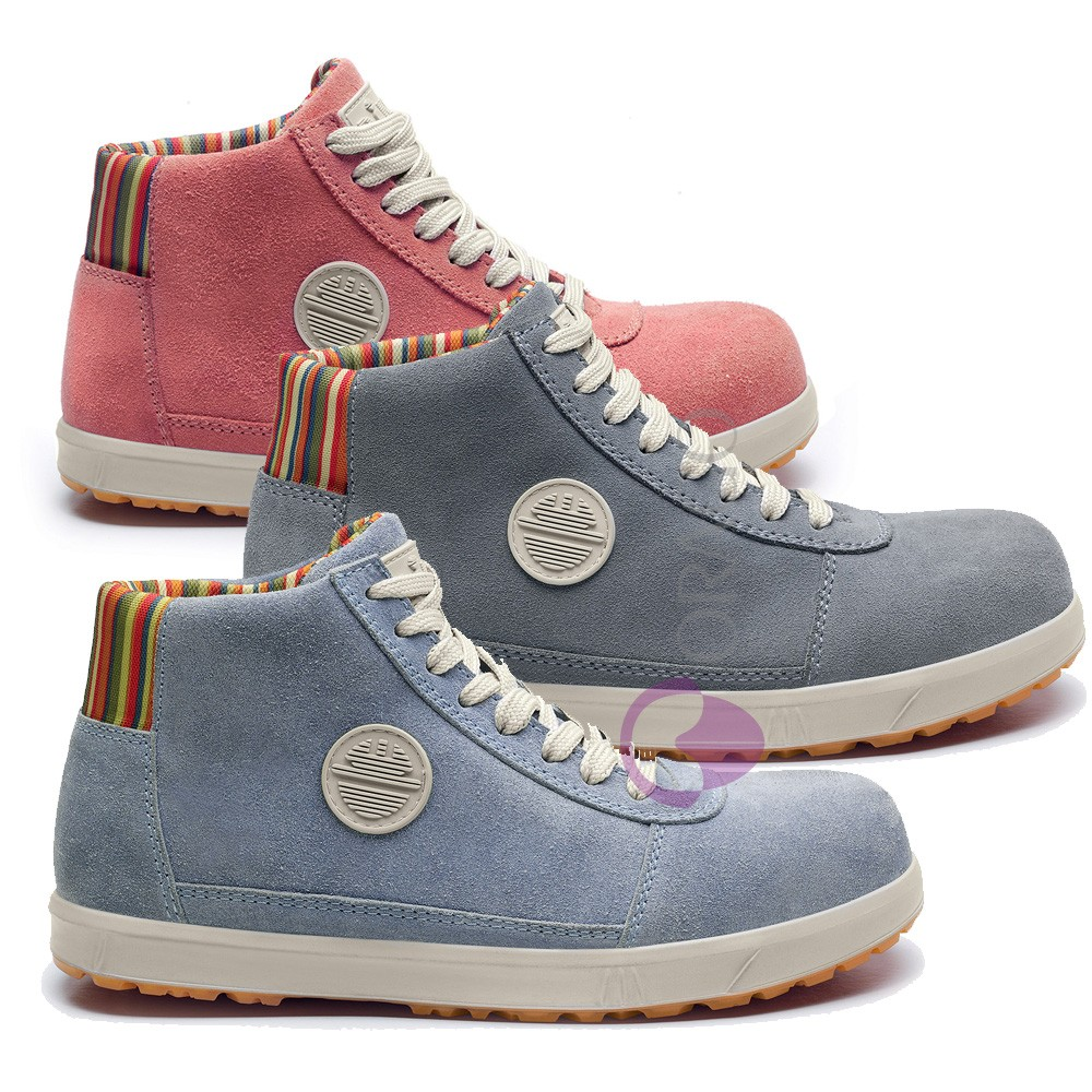 en soldes 6464f e04f7 chaussure de securite haute femme