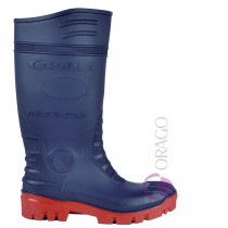Botte TYPHOON BLUE/RED